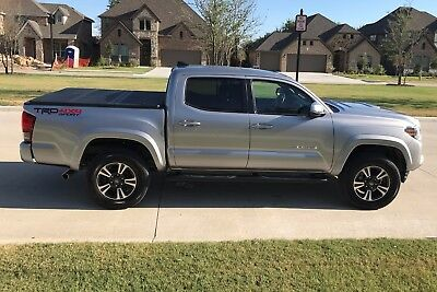 2017 Toyota Tacoma TRD Sport 2017 Toyota Tacoma TRD Sport Double Cab 5 Foot Bed
