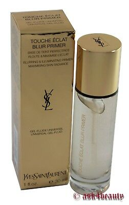 YSL Touche Eclat Blur Primer Universal Gel Fluid 1oz/30ml New In Box