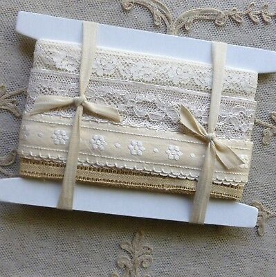 Antique French Lace and Trim