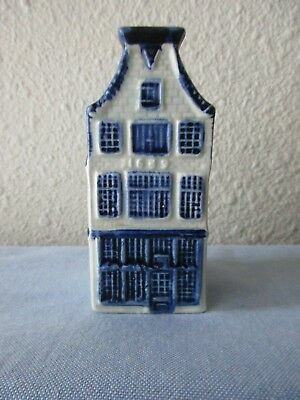 "KLM House ""Royal Delft Blue Holland"" Marking"