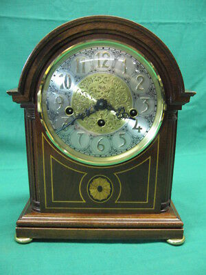 Sligh Franz Hermle Westminister Chime Mantle Clock 2 Jewel Guaranteed