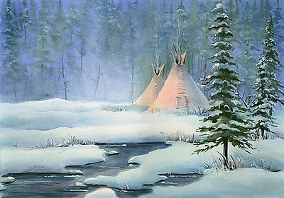Wonderful PEACEFUL TIPI  by Sharon Sharpe