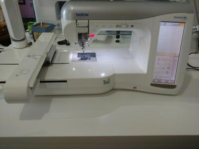 BROTHER EMBROIDERY MACHINE Sewing Innovis 40d WDisney And Lots Delectable Brother 4000d Sewing Embroidery Machine