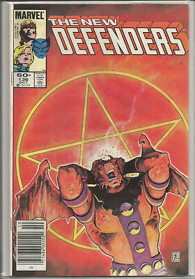 The New Defenders #136 (Oct. 1984, Marvel)
