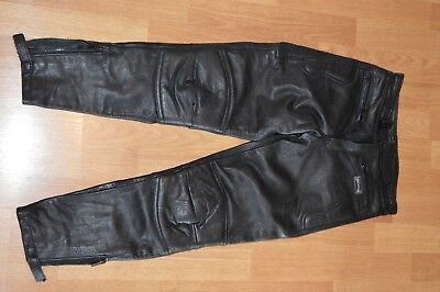 promo code arriving new design CHILDS SKINTAN Leather Motorbike / Motorcycle Trousers Age 9 ...