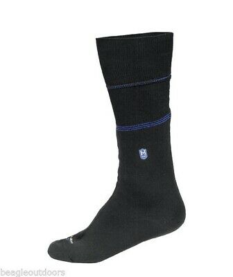 NEW Hanz Submerge Waterproof Socks Small Sock Black Breathable Thermal Level H2