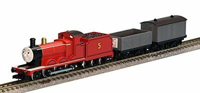 Tomix 93812 Thomas & Friends - James 3 Cars Set N Scale New M