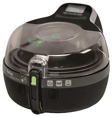 """Tefal Actifry """"2in1"""" schwarz/silber (Friteuse)"""