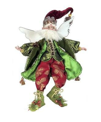"""Mark Roberts Collectible Pinecone Forest Christmas Fairy - Medium 16"""" #51-42494"""