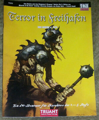 Terror in Freihafen Dungeon & Dragons Truant d20 System