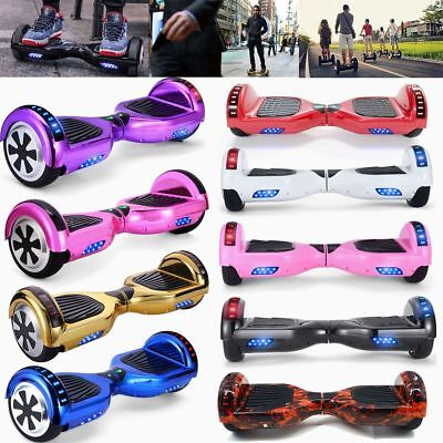 """6.5"""" Smart Hoverboard Self Balancing Scooter électrique Scooter Board Bluetooth"""