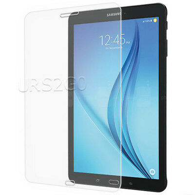 "Full Cover Tempered Glass Screen Protector for Samsung Galaxy Tab E 8.0"" SM-T377"