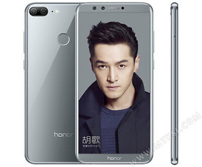 Smartphone Huawei Honor 9 Lite 4Go RAM+32Go ROM Gris Octa Core Android WIFI NEUF