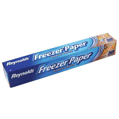 Reynolds Freezer Paper (50 Square Feet) - Bulk Buy Options Available!