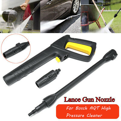 12MPa High Pressure Clean Washer Spray Lance Gun Variable Nozzle For Bosch