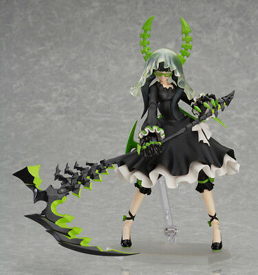 Anime FIGMA 172 Max Factory Black Rock Shooter Dead Master: Authentic!