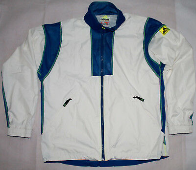 VINTAGE adidas Equipment Jacke D8 L-XL 90er retro 90s vtg eqt