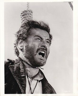 Eli Wallach The Good, The Bad and The Ugly Sergio Leone Original Vintage 1966