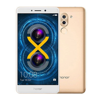"Huawei Honor 6X 4G Smartphone 5.5"" 2*Sim Android Octa Core 3/32Go Fingerprint FR"