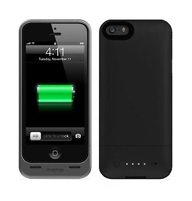 Mophie Juice Pack 1500mah Helium Battery Case for iPhone 5/5s