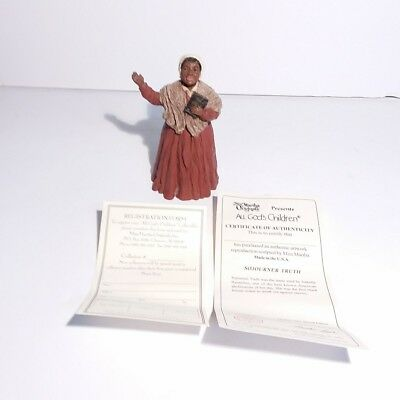 Sojourner Truth Figure Miss Martha Originals All Gods Children Martha Holcombe