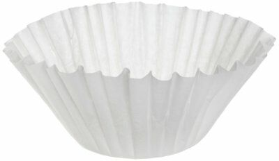 Bunn 1000 Paper Regular Coffee Filter for 12-Cup Commercial Brewers (2 Cases of