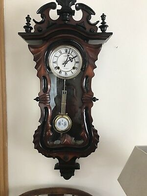 32 day Pendulum Wall Clock