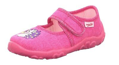 huge discount biggest discount stable quality SUPERFIT FILLE CHAUSSONS Taille 29 33 34 Rose Licorne 282-63