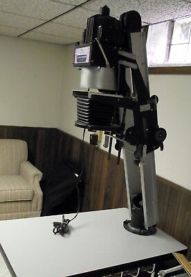 Simmon Omega Type D Variable Condenser Enlarger w/lenses (2)