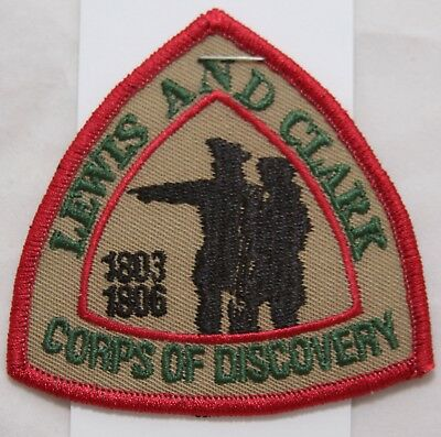 Lewis & Clark National Historic Trail Corps Discovery Collectors Edition Patch