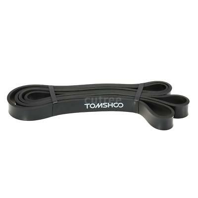 TOMSHOO 208cm Workout Schleifenband Assist Pull Up Band Stretch Resistance P7H1
