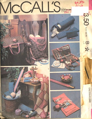 McCall's 8294 Needlecraft Accessory Package