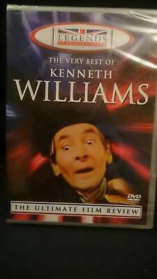The very best of Kenneth Williams DVD - New and Sealed Legends of Comedy