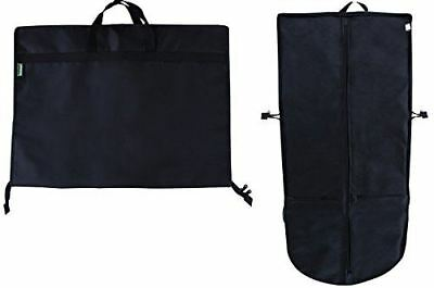 Travel Garment Bag Foldable Heavy Duty Oxford Nylon Multiple Storage Compartment