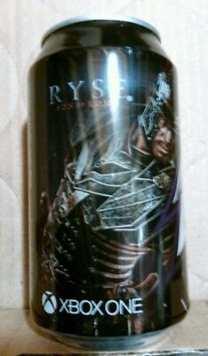 1 Full ~ MOUNTAIN DEW GAME FUEL ~ RYSE Son Of Rome ~ Berry Mtn Dew (id: q) 2013