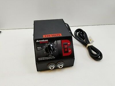 American Beauty 105A12 Resistance Soldering Power Supply Unit, Cord Pedal, 220V
