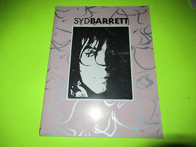 Syd Barrett 1990 Book / Pink Floyd Numbered