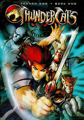 Thundercats: First Season 1 One - Book 1 One (DVD, 2011, 2-Disc Set) - NEW!!