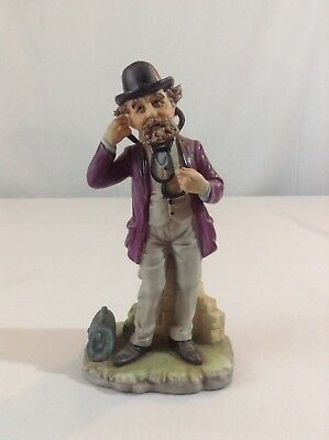 Vintage 1974 Seymour Mann Luv 27 Doctor With Stethoscope Figurine