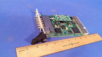 National Instruments NI PXI-6682 GPS IEEE 1588 and IRIG-B Timing and Sync Module