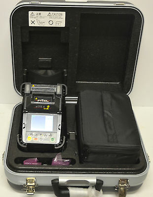 *NEW* Fitel S178A Version 2 Optic Fiber Fusion Splicer SM MM Kit W/ S326 Cleaver
