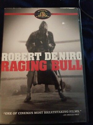 Raging Bull (DVD, 2005) very good condition, ships fast