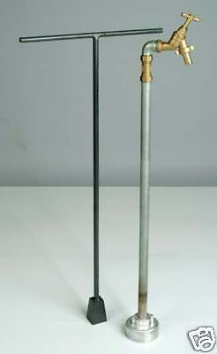 """New Water Board Key 1.3/4"""" Head 42"""" (Hydrant Stand Pipe Sold As Extra) Essex"""