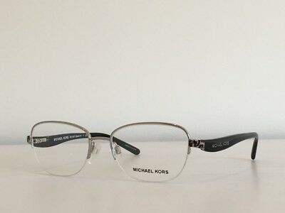 4f34c2e5d97f2 184 Michael Kors MK 3007 1001 Sadie VI Rectangle Black Eyeglasses 51 17 135