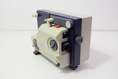 Ricoh Trioscope 850P Movie Projector - New Motor Belt Fitted, Manual, Bag, Reel