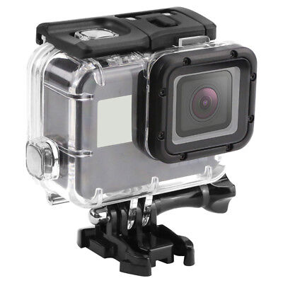 Housing Case for GoPro Hero 6/5 Black Waterproof Case with Bracket Accessories
