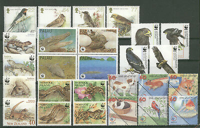 Tiere, Animals - LOT ** MNH