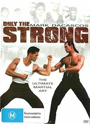 Only the Strong - DVD [New/Sealed] UK Region 2 Compatible