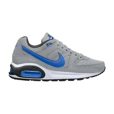 NIKE AIR MAX Command Flex (TD) Cool Grey Black White EUR
