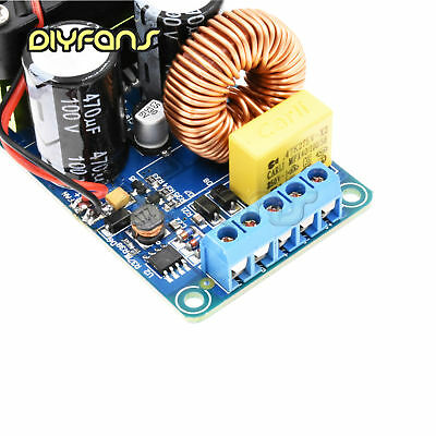 IRS2092S 500W Digital Audio Verstärker Mono Channel D HIFI Modul Board + FAN